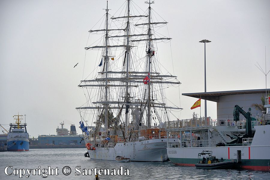 35. Tall ship from Norways. Maybe Sørlandet?