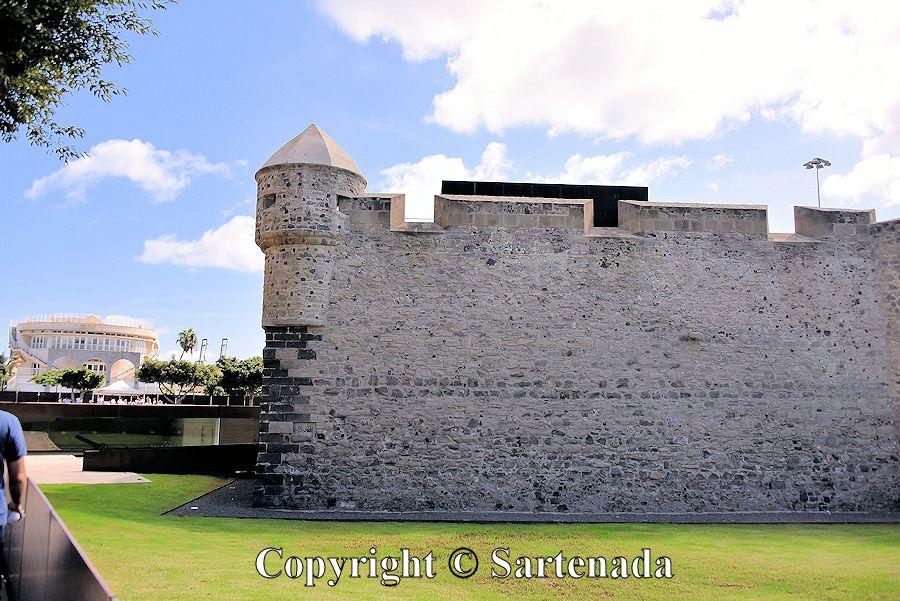 43. Castillo de la Luz (Castle of Light) from 1483