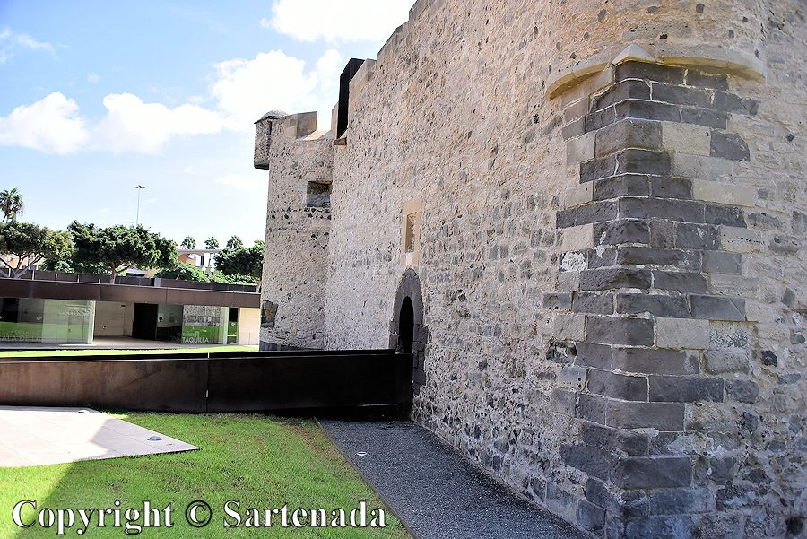 45. Castillo de la Luz (Castle of Light) from 1483