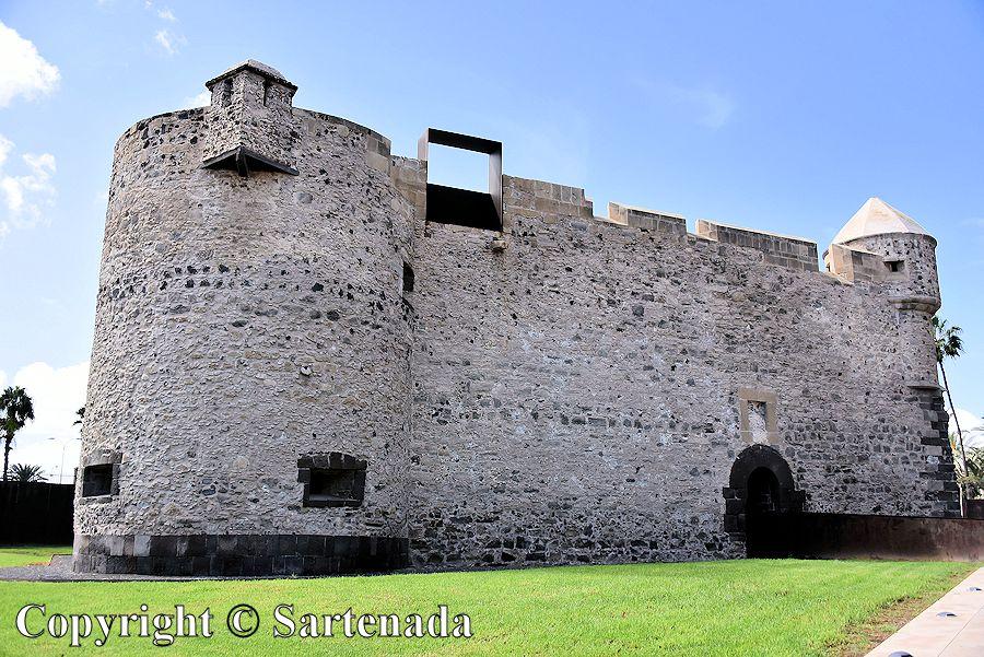 46. Castillo de la Luz (Castle of Light) from 1483