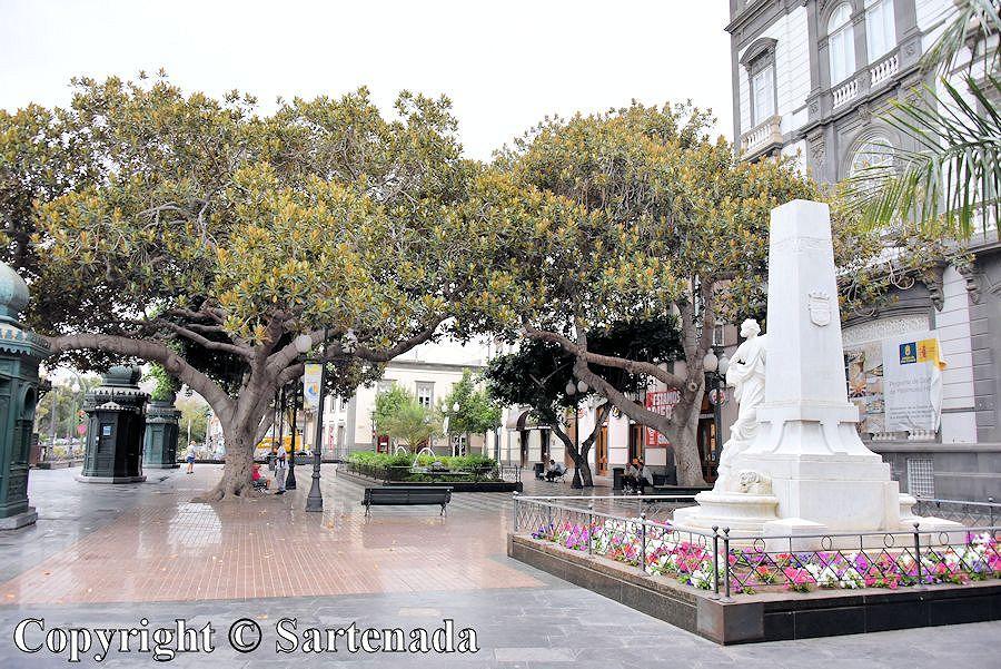 1. Las Palmas - old town