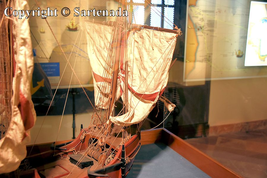11. Columbus's museum - inside photos (La Niña possibly)