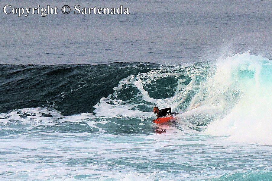 16. El Confital - surfing paradise in Las Palmas