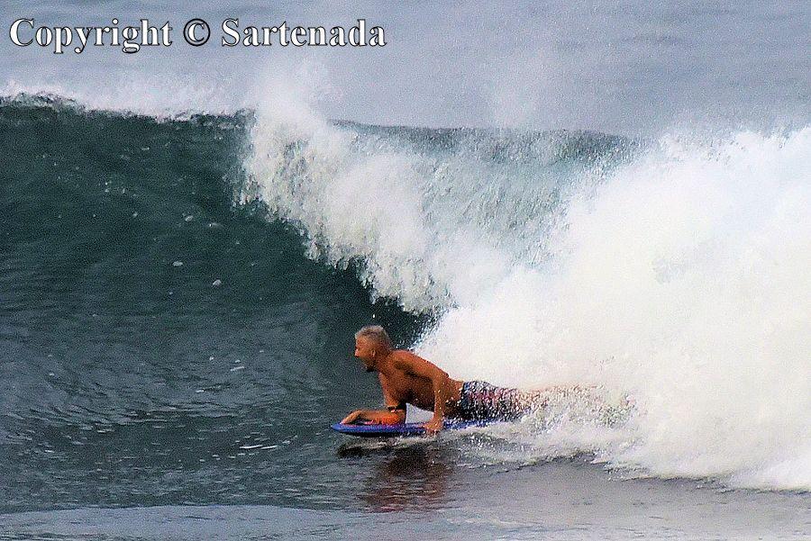 18. El Confital - surfing paradise in Las Palmas