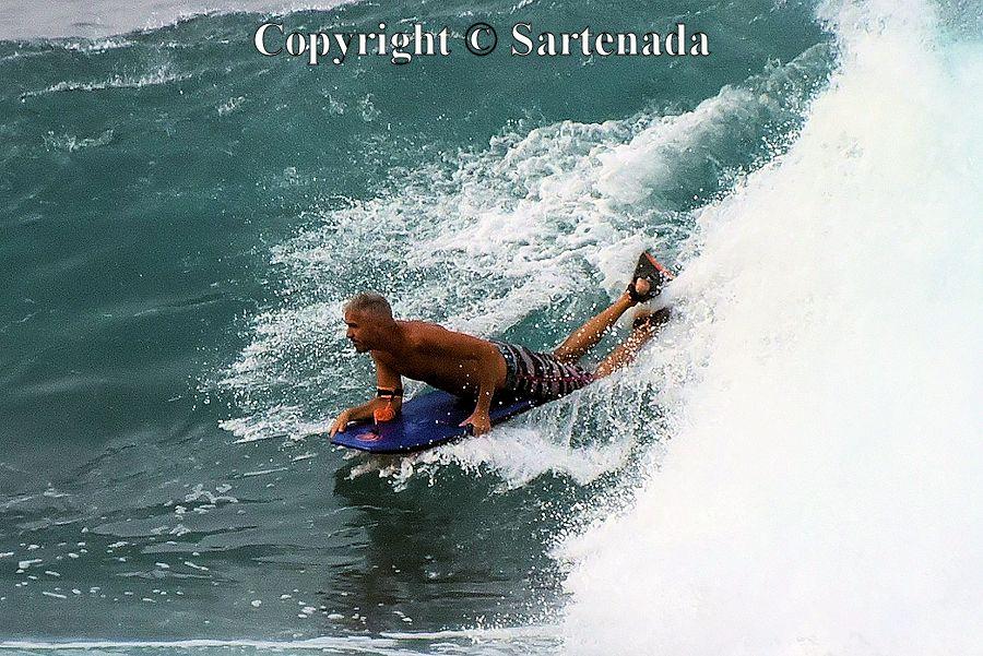 20. El Confital - surfing paradise in Las Palmas