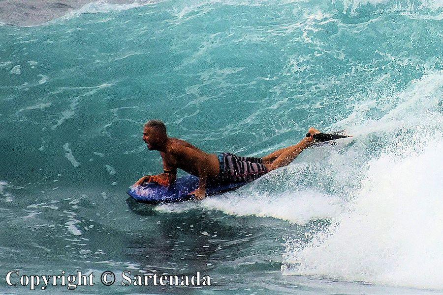 22. El Confital - surfing paradise in Las Palmas