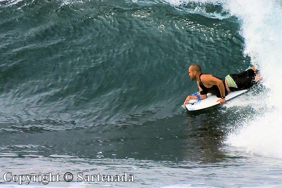 23. El Confital - surfing paradise in Las Palmas