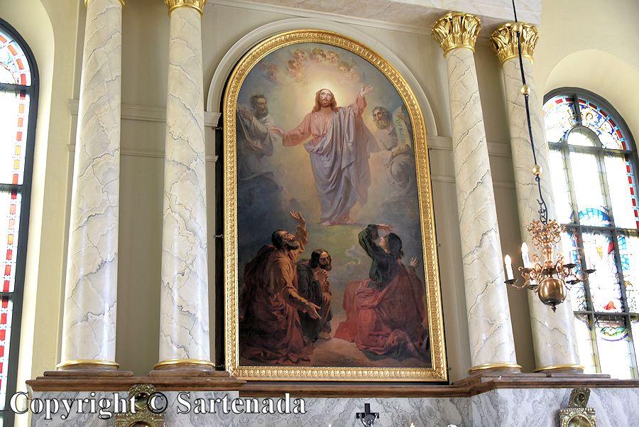 Oulu Cathedral / Catedral de Oulu / Cathédrale d'Oulu /  Catedral de Oulu