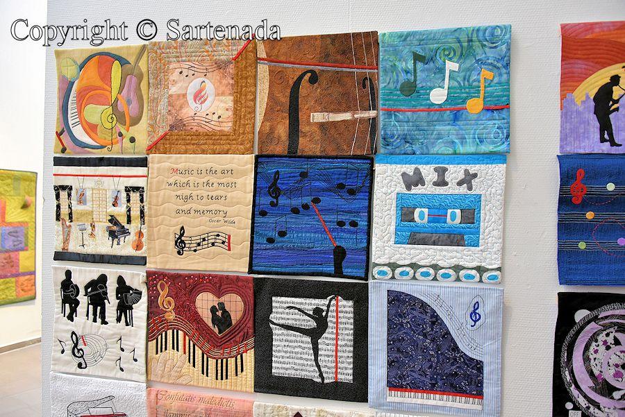 Quilt show 2 / Exposición de colchas 2 / Exposition de courtpoint 2 / Exposição de colchas de retalhos 2