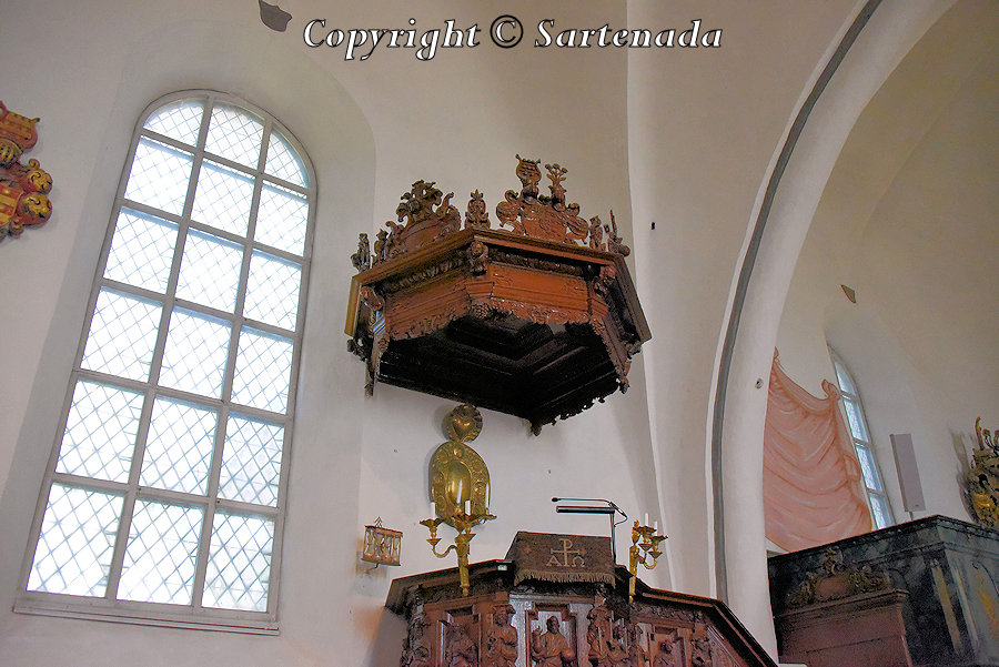 Church of nobility in Askainen / Iglesia de la nobleza en Askainen / Église de noblesse à Askainen  / Igreja da Nobreza em Askainen