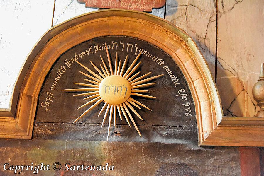 Church of  Merimasku / Iglesia de Merimasku / Église à Merimasku / Igreja em Merimasku
