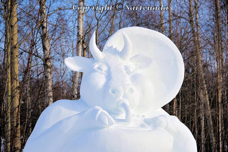 Winter walk / Paseo de invierno / Balade hivernale / Caminhada de inverno