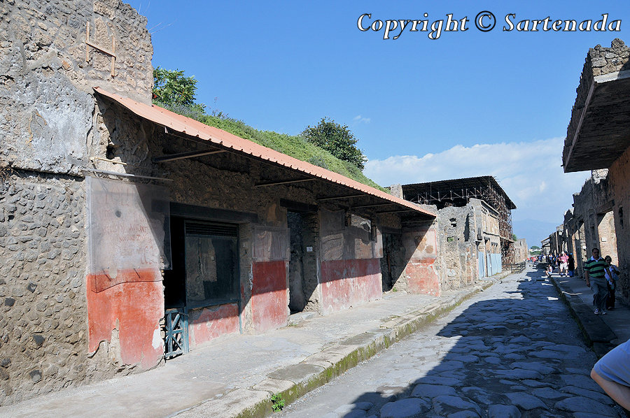 Pompeii / Pompeya / Pompéi / Pompéia
