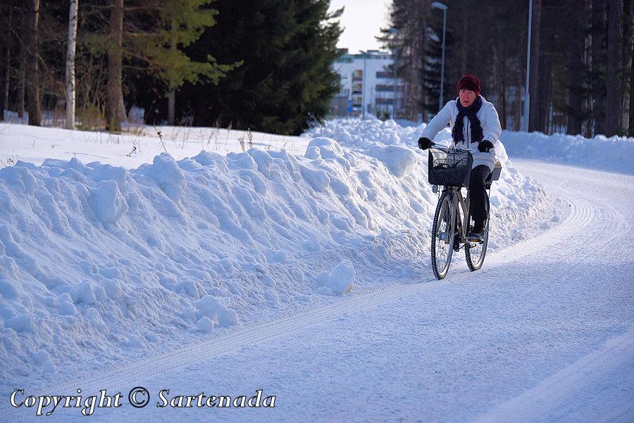 Winter cycling 2018 / Ciclismo en invierno 2018 / Cyclisme en hiver 2018 / Ciclismo de inverno 2018