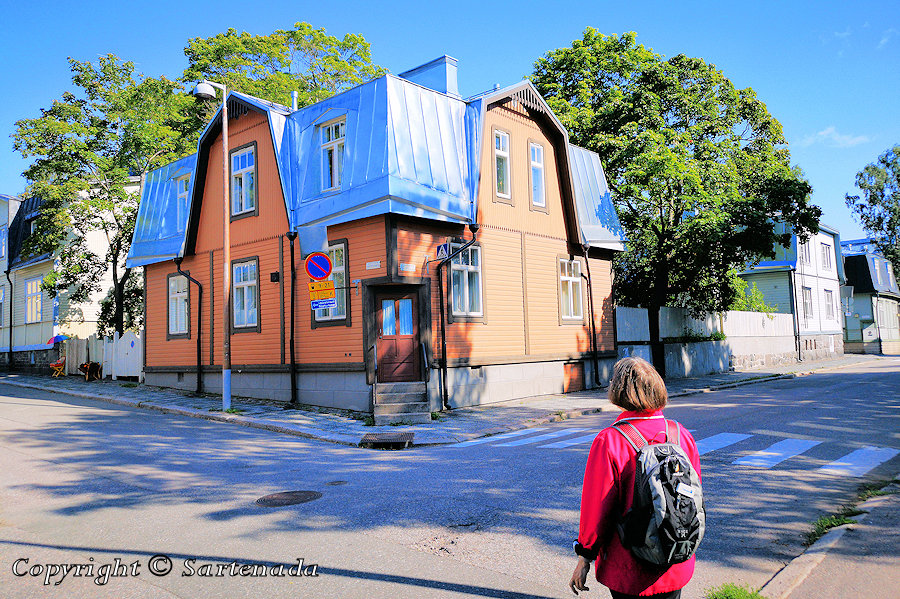 Lesser-known Helsinki / Menos conocida Helsinki / Moins connue Helsinki / Menos conhecida Helsínquia