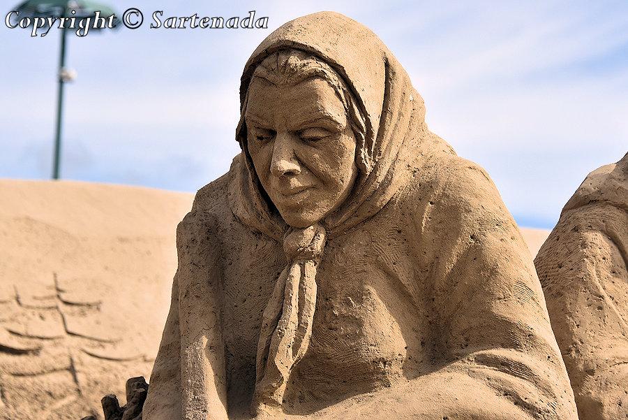 Sand sculptures 2019 / Esculturas de arena 2019 / Sculptures de sable 2019 / Esculturas de areia 2019