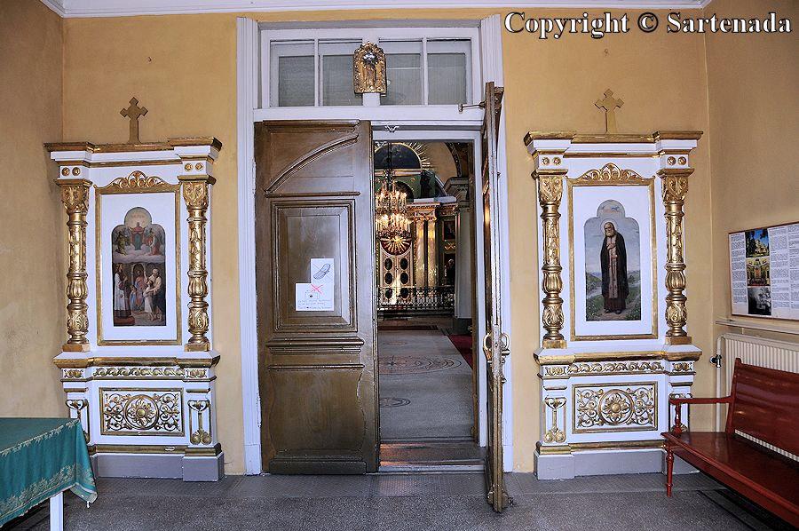 Church of St. Nicholas / Iglesia de San Nicolás / Église Saint-Nicolas / Igreja de São Nicolau