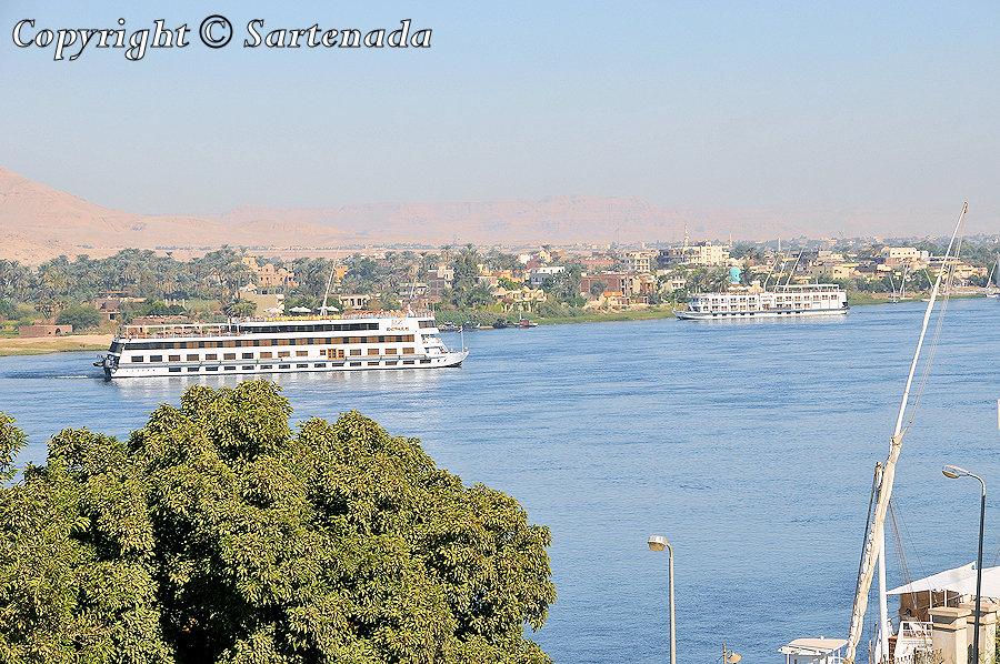 Nile cruise2 / Crucero por el Nilo2 / Croisière sur le Nil2 / Cruzeiro no Nilo2