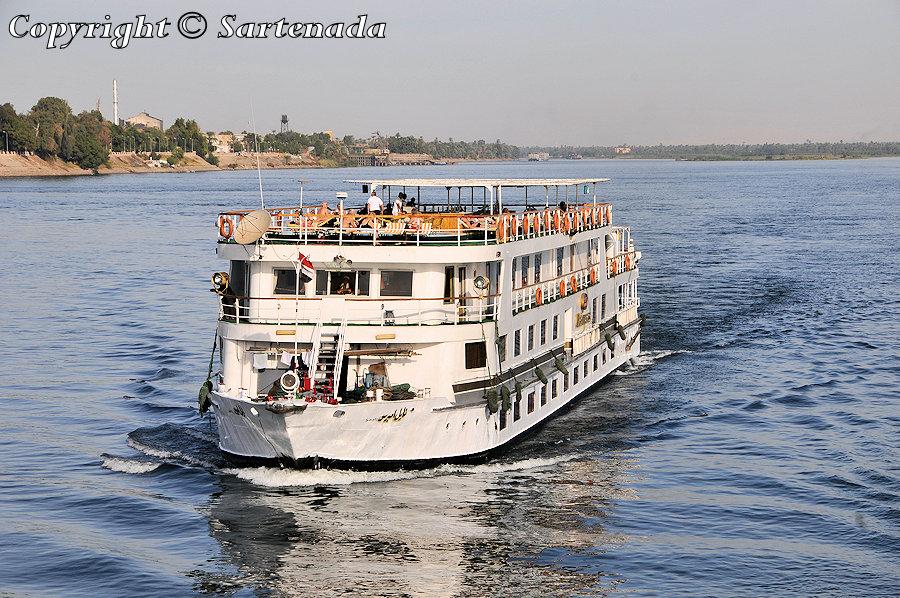 Nile cruise3 / Crucero por el Nilo3 / Croisière sur le Nil3 / Cruzeiro no Nilo3