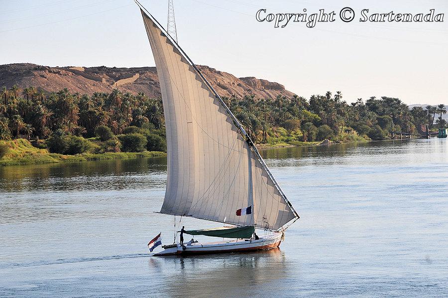 Nile cruise4 / Crucero por el Nilo4 / Croisière sur le Nil4 / Cruzeiro no Nilo4