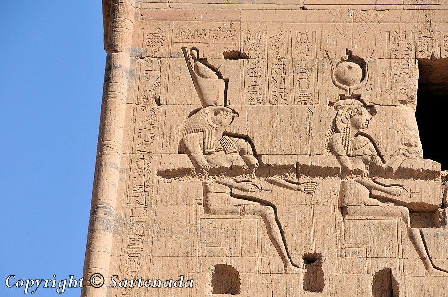 Philae Temple / Templo de File / Temple de Philae / Templo de Filas