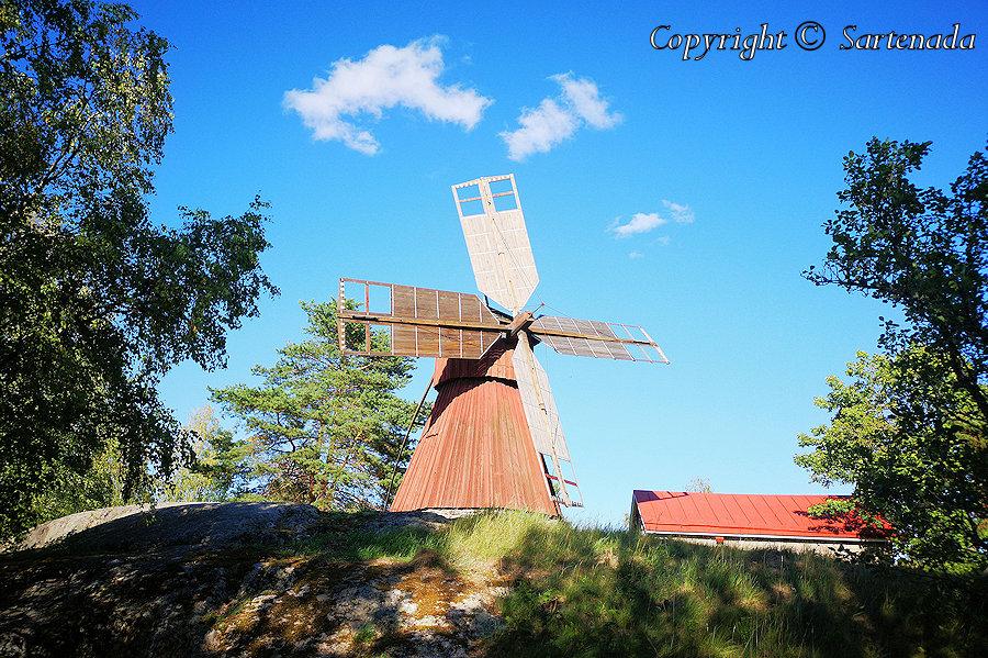 Krookila Windmill