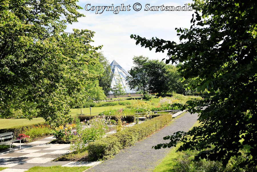 Botanical garden / Jardín Botánico / Jardin botanique / Jardim Botânico